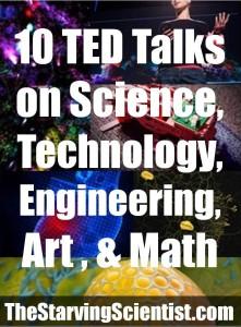 10 TED Talks on STEAM (2)